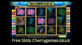 Lord of the Ocean Slot - Free online Slots from Novomatic Casino Games