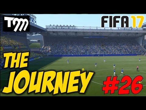 MAULED ON MERSEYSIDE!!! - FIFA 17 THE JOURNEY #26