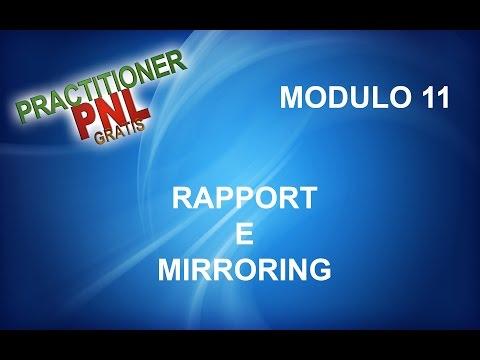 """""""Rapport e Mirroring"""" - Modulo 11 - Practitioner PNL Gratis - Daniele Penna"""