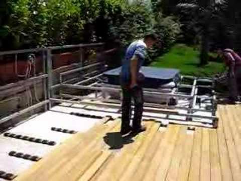 Gi speedy il pavimento in legno per esterni youtube - Legno resistente per esterni ...