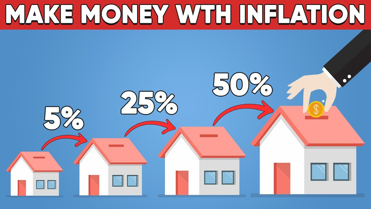 5 Ways Rich People Make Money With Inflation