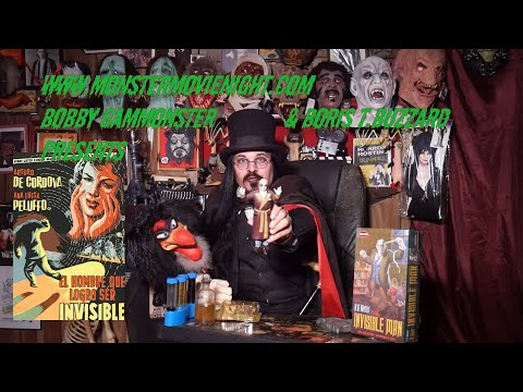 Download Monster Movie Night The New Invisible Man season 12 episode 13 ep 260