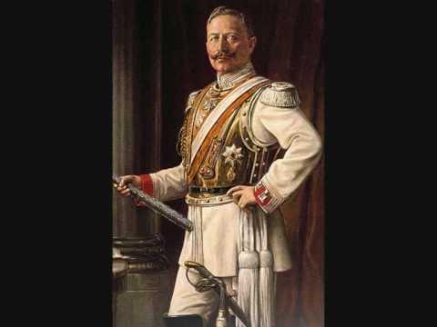 German Military Marches Praesentier Marsch von Kaiser Wilhelm II