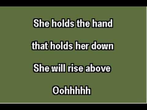 Karaoke -- Pearl Jam -  Daughter