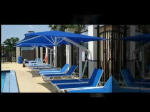 Commercial Outdoor Umbrellas