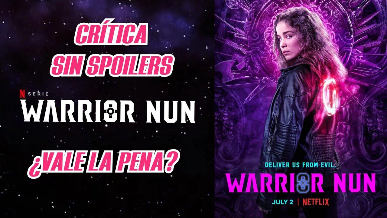 "🍿CRÍTICA SIN SPOILERS ""WARRIOR NUN"" (TEMPORADA 1) | NETFLIX | Cine a Fondo |"