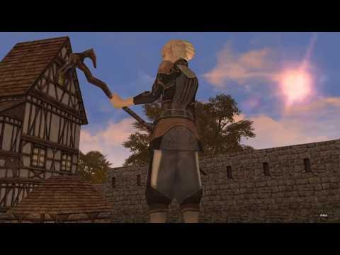 Lineage II: Classic - Квест на первую профессию Elven Wizard