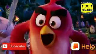 Angry birds remix office comedy