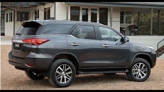#Toyota Fortuner 2 #Большой обзор и вне дорожный тест драйв