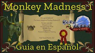 [OSRS] Monkey Madness I (Español)