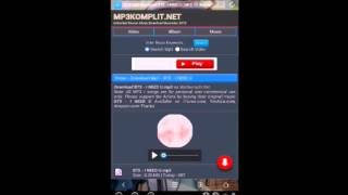 Download de musicas de kpop no MP3KOMPLIT