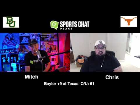 Baylor at Texas College Football Picks & Prediction Saturday 10/24/20 Sports Chat Place