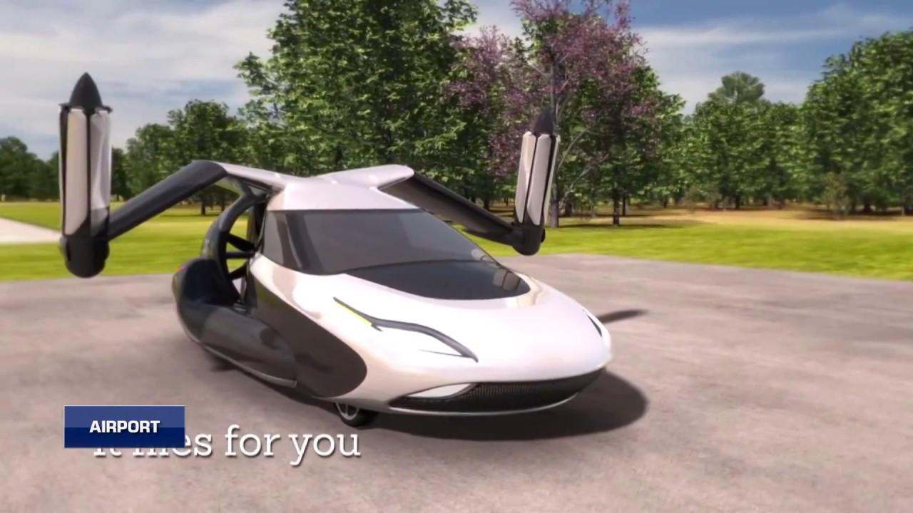 Uçan Otomobiller Yakında Hayatımızda