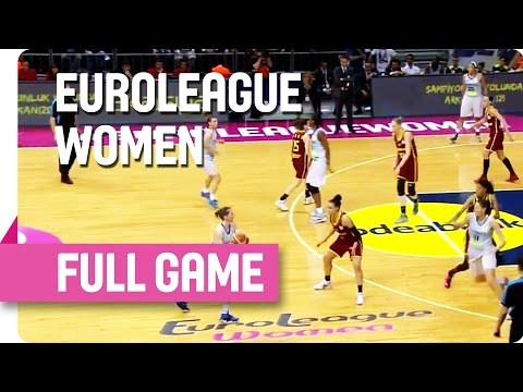 Fenerbahce (TUR) v Nadezhda (RUS) - Full Game - Semi Final - 2015-16 EuroLeague Women