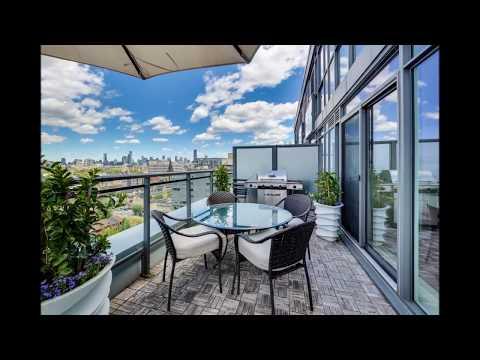Penthouse One 78 Tecumseth Street Toronto