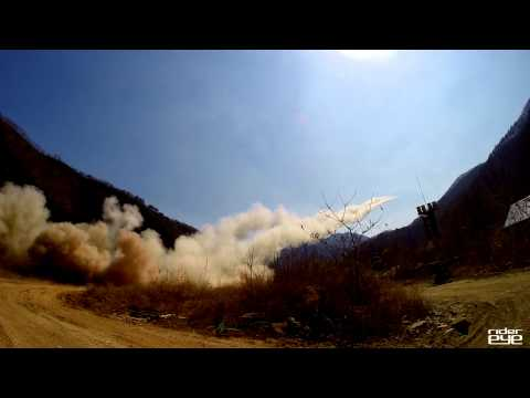 US ARMY  210th Field Artillery MLRS live fire exercise