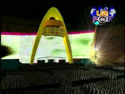 U2 - PopMart Tour Trailer 1997 (tv spot in 3D)