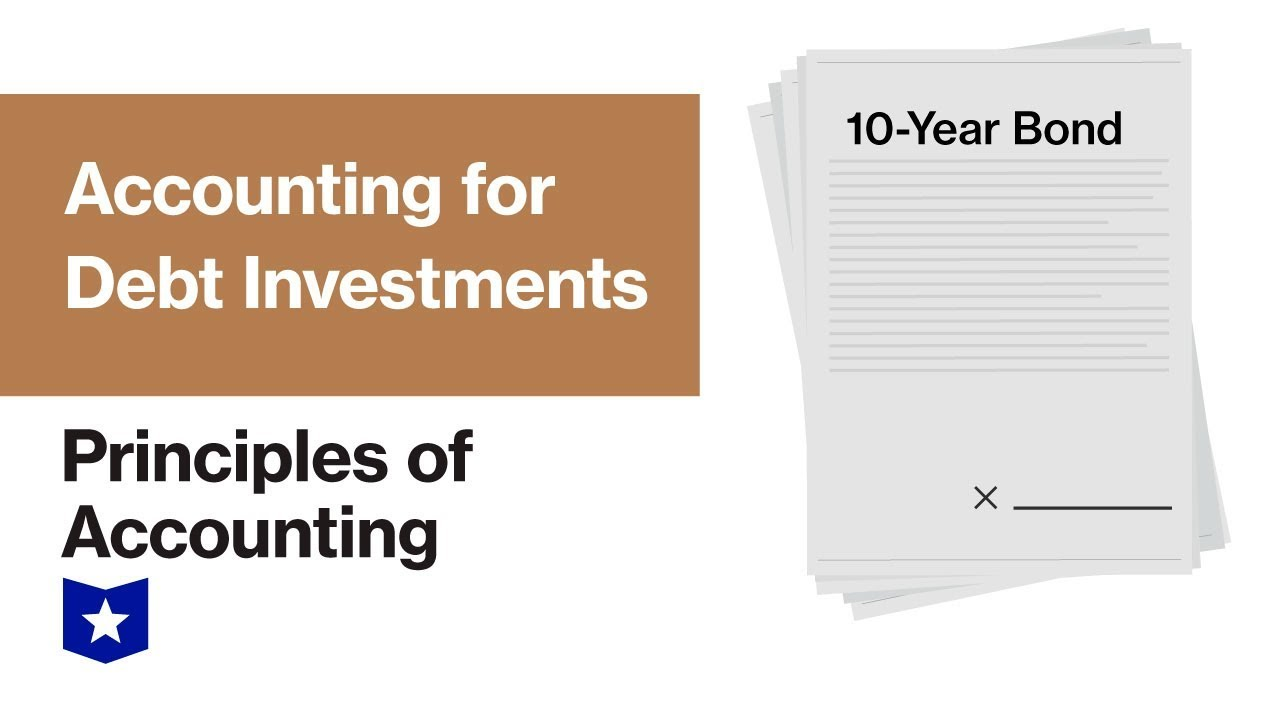 Accounting for debt investments. daily investment newsletter