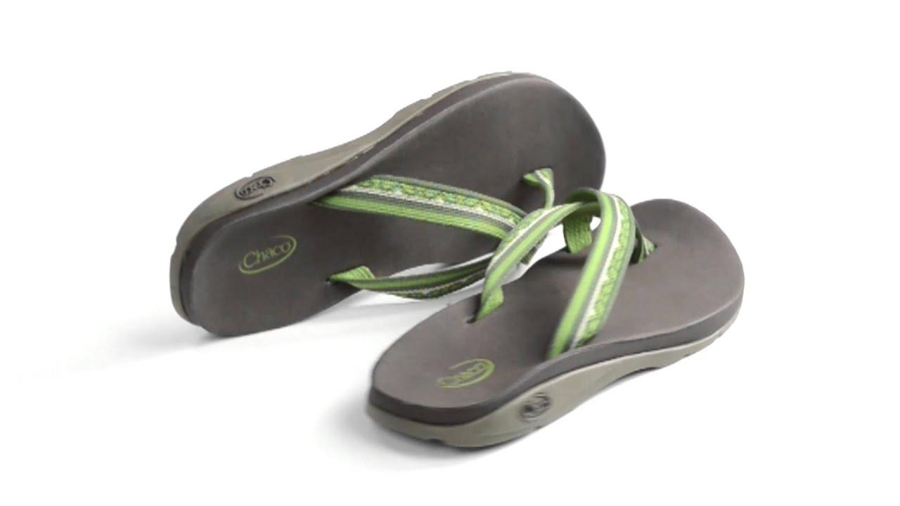c2af5b15d7e1 Chaco Tanana EcoTread Thong Sandals - Flip-Flops