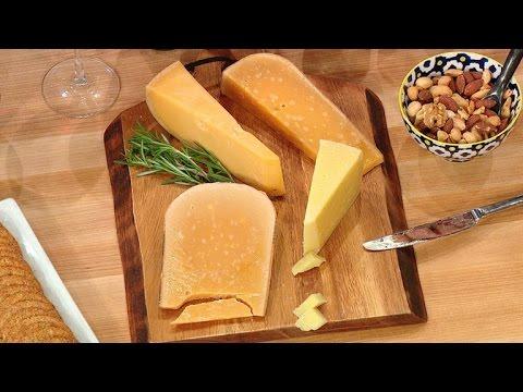 Cheese 101: Aged Gouda