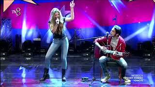 Türkiye'nin Shakira'sı Aleyna Tilki   Yetenek Sizsiniz Türkiye 2014