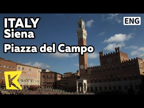 【K】Italy Travel-Siena[이탈리아 여행-시에나]성모 마리아의 망토, 캄포광장/Piazza/Campo Square/Belfry/Toscana