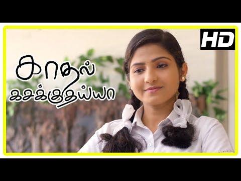 Kadhal Kasakuthaiya Movie Scenes | Title...