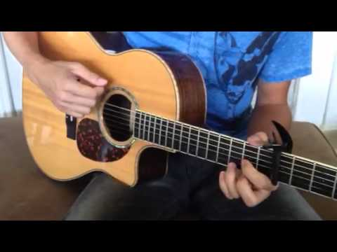 Guitar Lesson Ghost Note Strumming