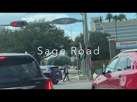 VLOGMAS DAY 13:  ASMR Driving In Houston Traffic:  Navigating On Westheimer Rd & The Galleria Mall!