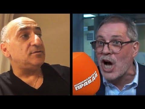 О циничном высказывании Леонтьева в адрес Армении в эфире