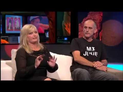 Nasty Linda Nolan laying into Julie Goodyear and humiliating her husband (2012)