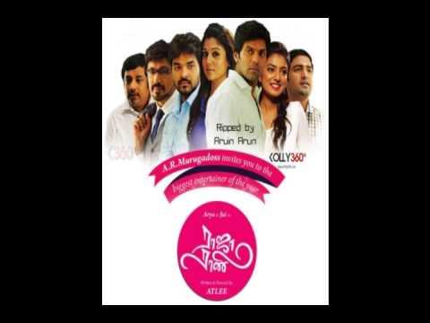 Love Theme Music - Female Humming (HQ) from Raja Rani | Composed by GV Prakash