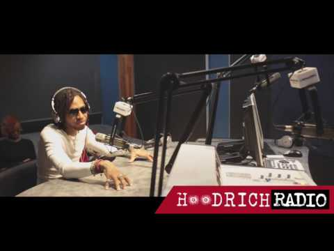 Jose Guapo Hoodrich Radio Interview