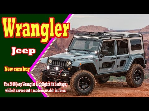 2018 jeep wrangler unlimited | 2018 jeep wrangler unlimited sahara | new cars buy.