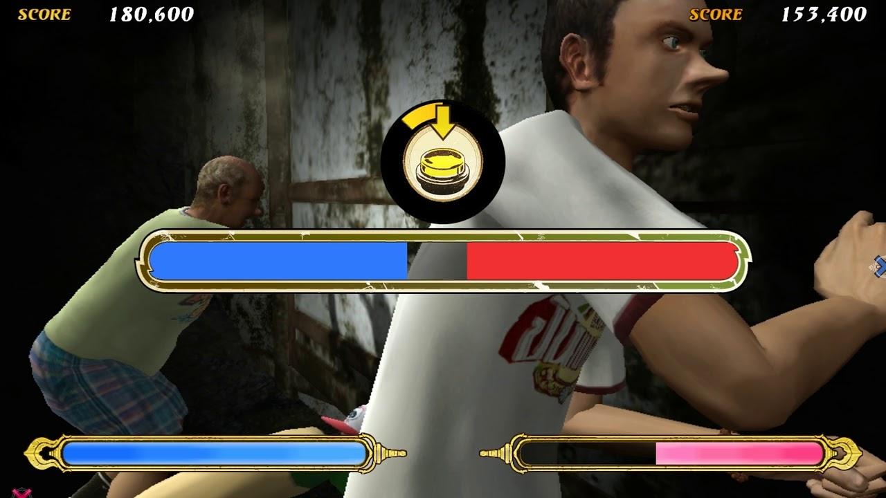 Let's Go Jungle arcade 2 player 60fps