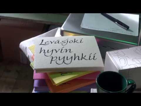 Levasjoki Hyvin Pyyhkii Youtube