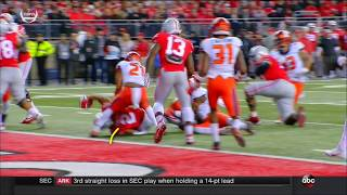 2017 - Illinois Fighting Illini at Ohio State Buckeys in 30 Minutes