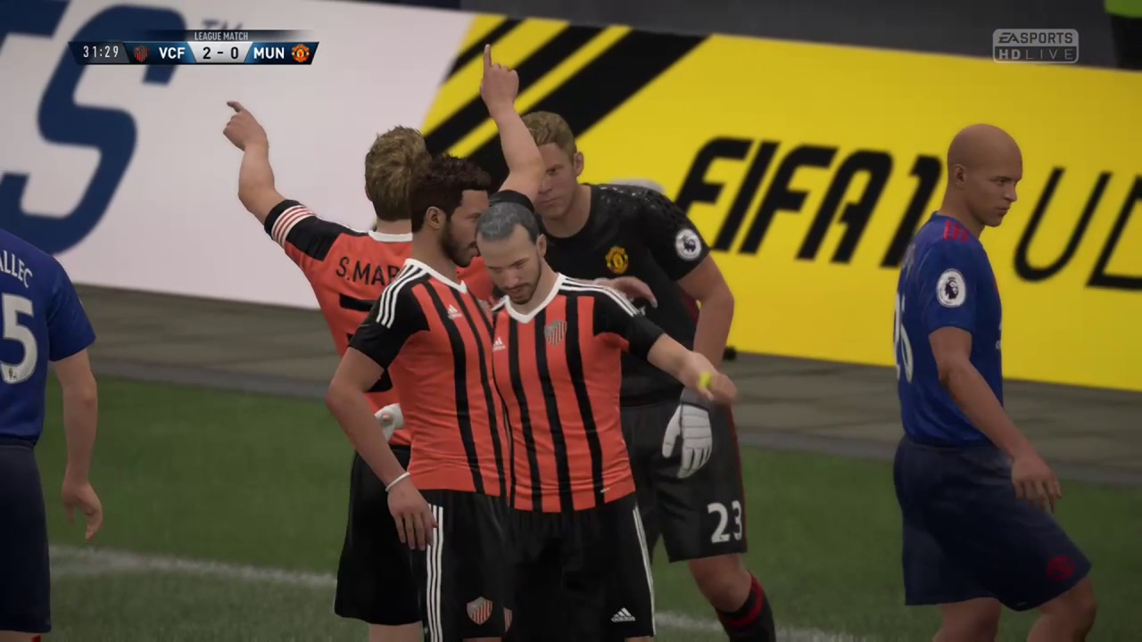 Keep On Going - A Pro Clubs Montage