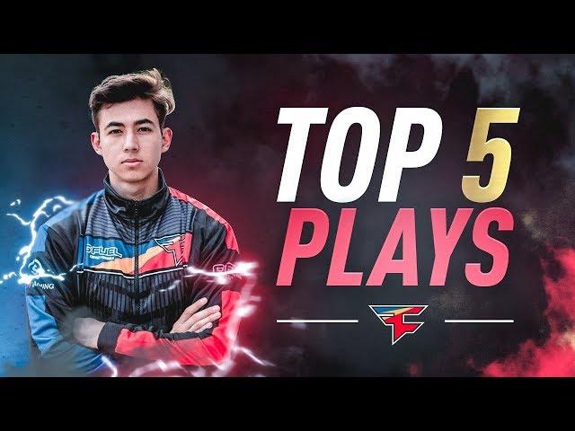 FaZe Attachs TOP 5 PLAYS FROM MLG ANAHEIM!