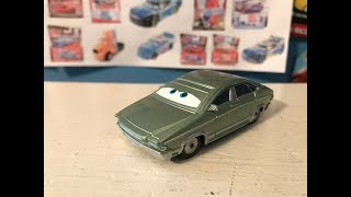 Disney Cars Patti (Cars 1) Review