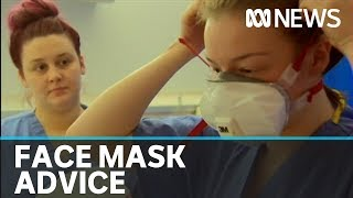 Coronavirus: WHO considers evidence for widespread face mask use   ABC News