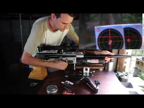 FX Airguns - Does changing the factory supplied barrels change the POI on the FX Impact?