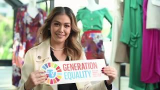I'm VATANIKA, I'm Generation Equality