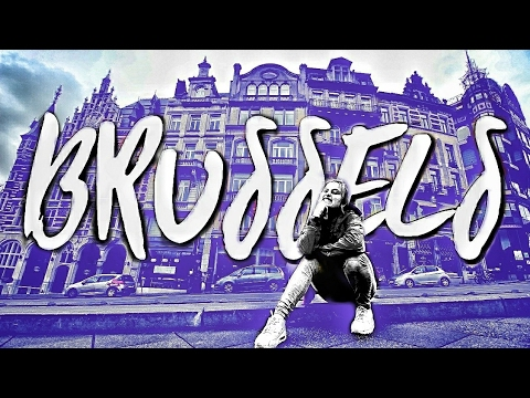 Brussels, Belgium | Insanity Trip | Day 7