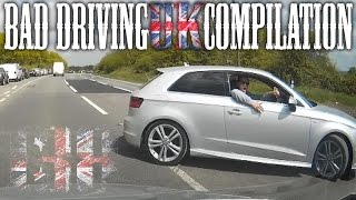 Bad Driving UK Compilation 138