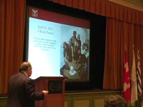 Dr. Anthony Limberakis: Conference on the Ecumenical Patriarchate