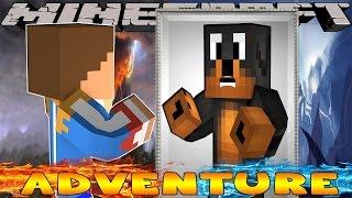 Minecraft - Little Donny Adventures - BODY SWITCH w/ DONUT THE DOG