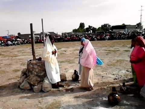 Jesus Con La Samaritana Actipan De Morelos Youtube