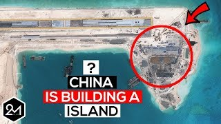 Shocking Reason Why China Is Building Islands In South China Sea