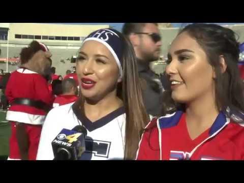 El Paso high school football All-Star Game